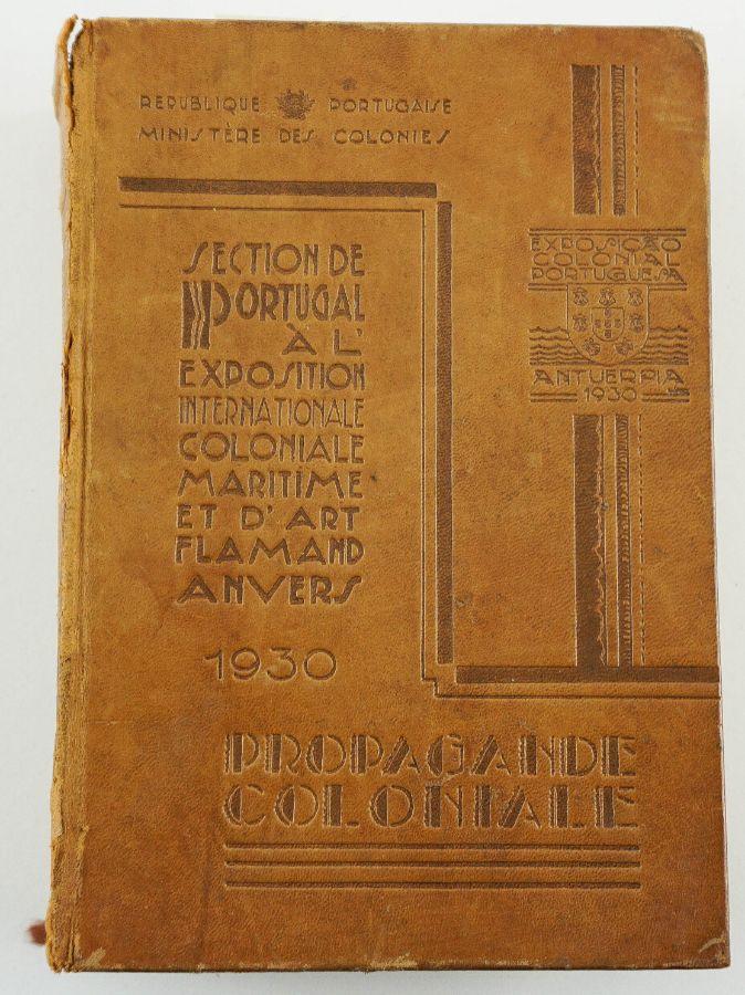 Propagande Coloniale 1930 – tiragem especial
