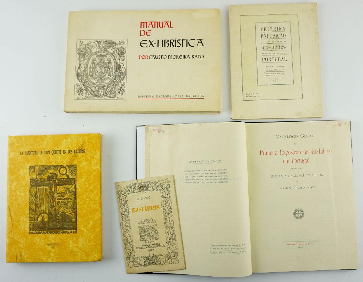 Livros sobre Ex- Libris