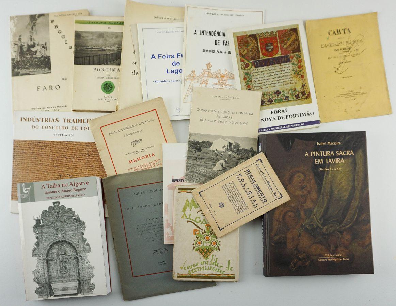 Colecção de publicações sobre o Algarve