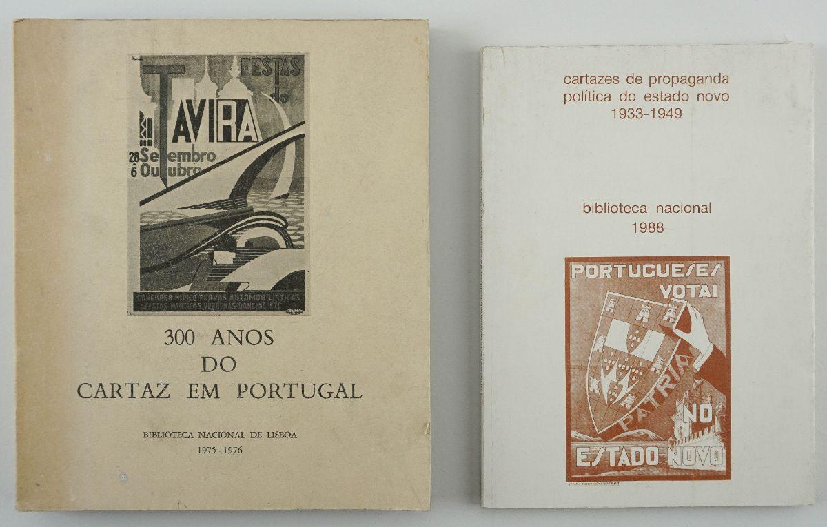 Livros sobre Cartazes em Portugal