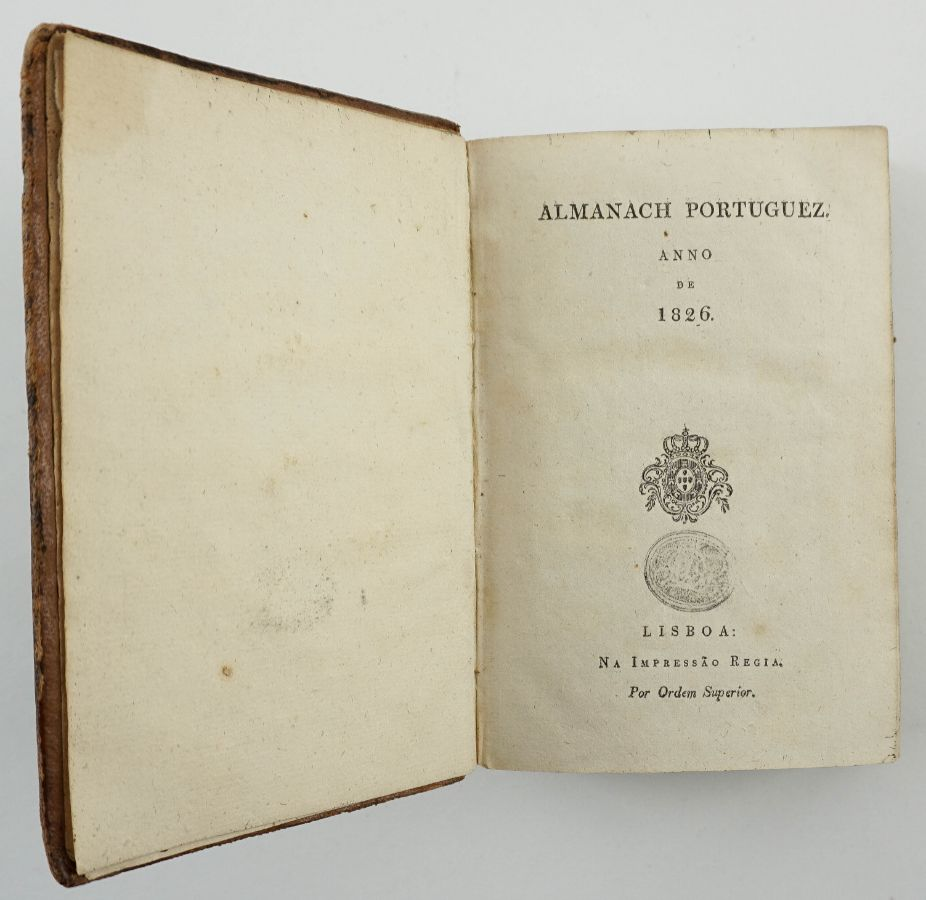 Almanch Portuguez: anno 1826