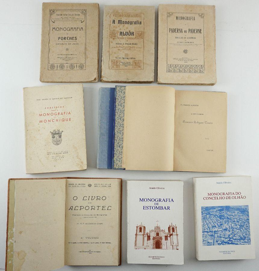 Colecção de Monografias do Algarve
