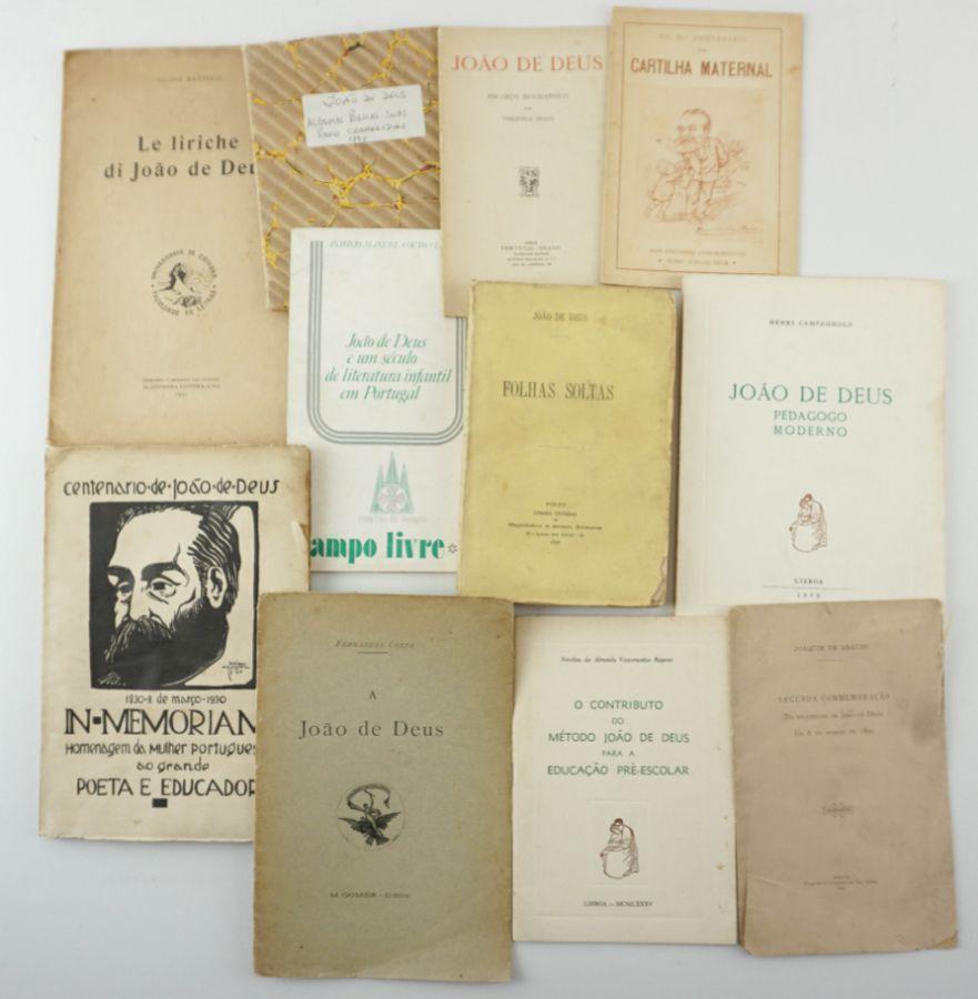 João de Deus – Livros e publicações