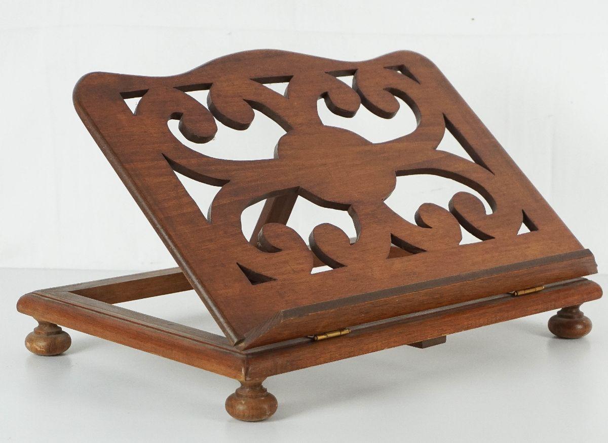 Estante de livro (de mesa)