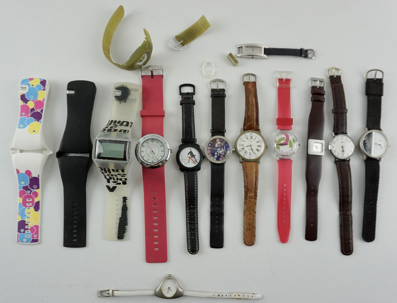 11 Relógios de pulso
