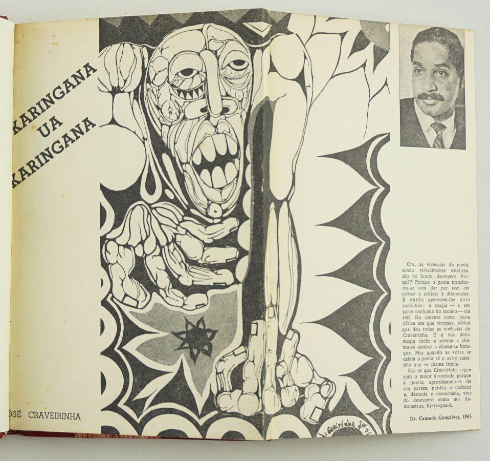 José Craveirina - Primeira edição