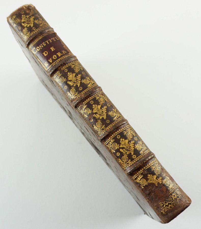 Constituições do bispado de Évora - 1753