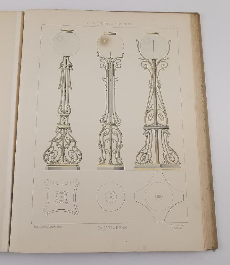 La Ferronerie Moderne - Art Nouveau