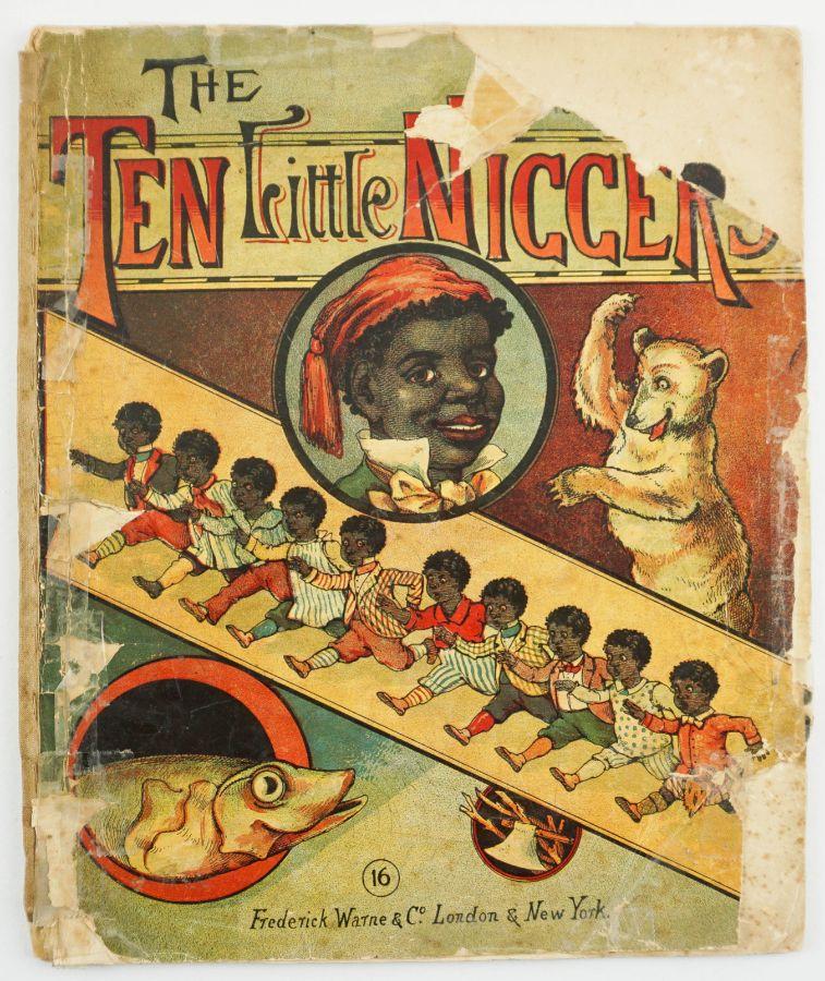 The Ten Little Niggers -