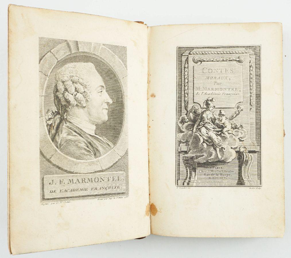 Marmontel - Contes Moraux. 1765