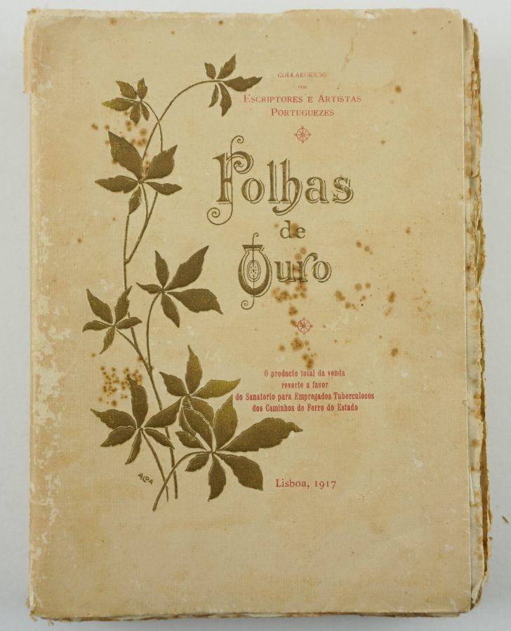 Folhas de Ouro – Álbum Literário e Artístico