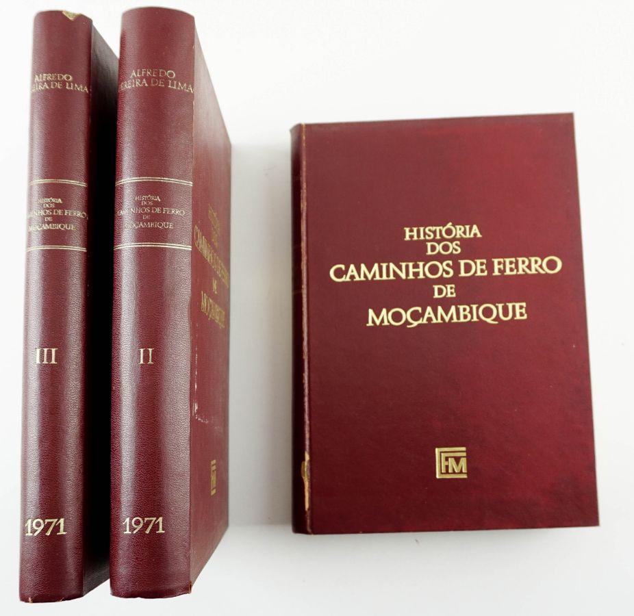 História dos Caminhos de Ferro de Moçambique