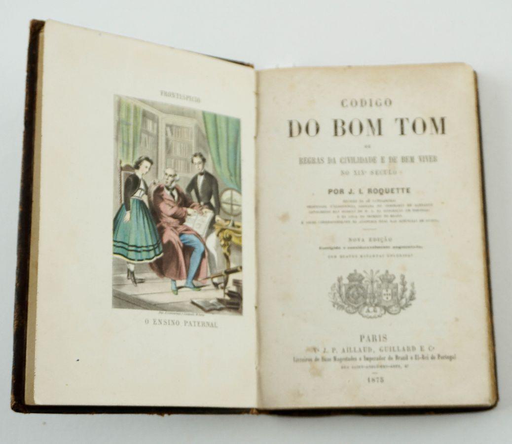 Código do Bom Tom (1875)