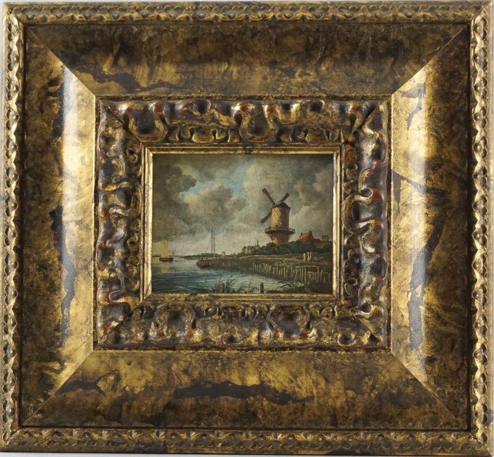 Eduard Schleigh / Jacob Van Ruisdael