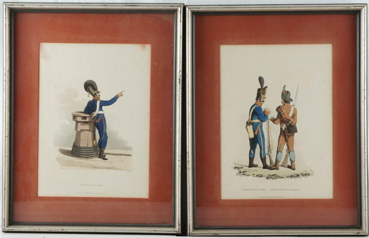 Uniformes militares portugueses (1810)
