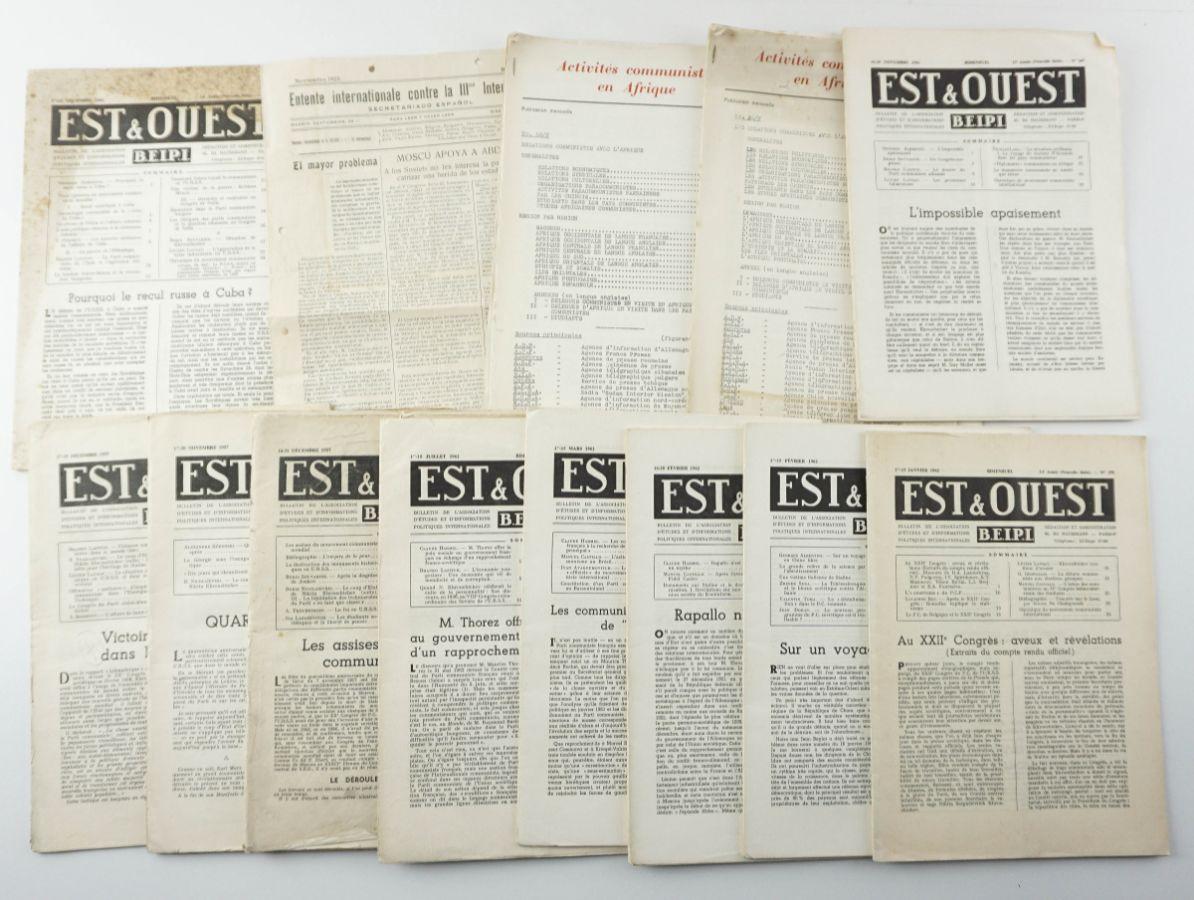 Publicações anticomunistas