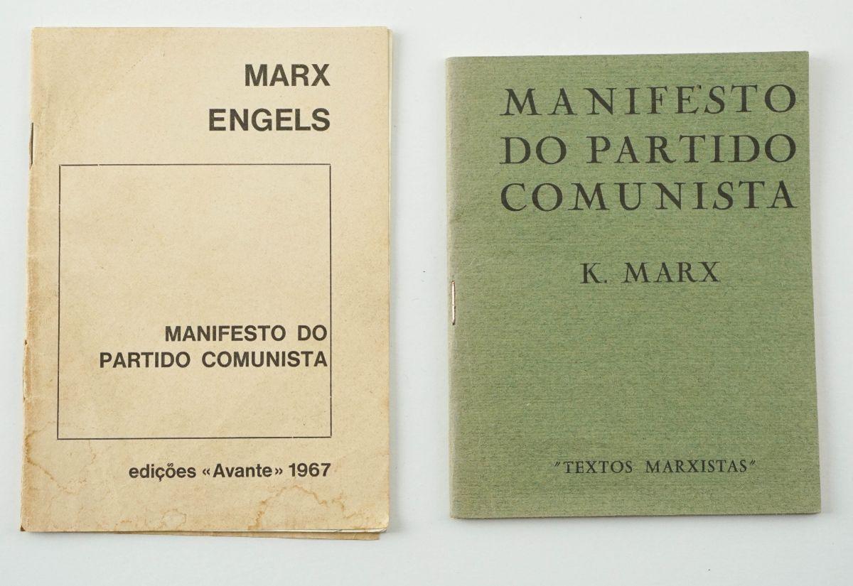 Edições clandestinas portuguesas do Manifesto Comunista