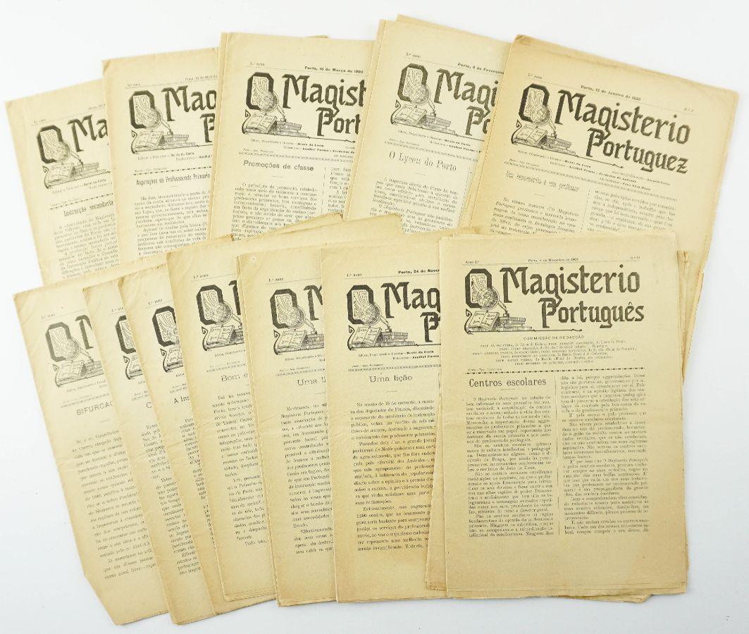 Magistério Português (1904-1905)