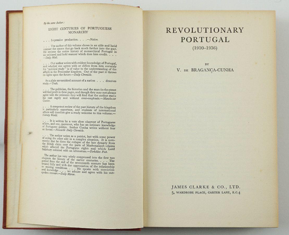 Portugal Revolucionário (1910-1935)