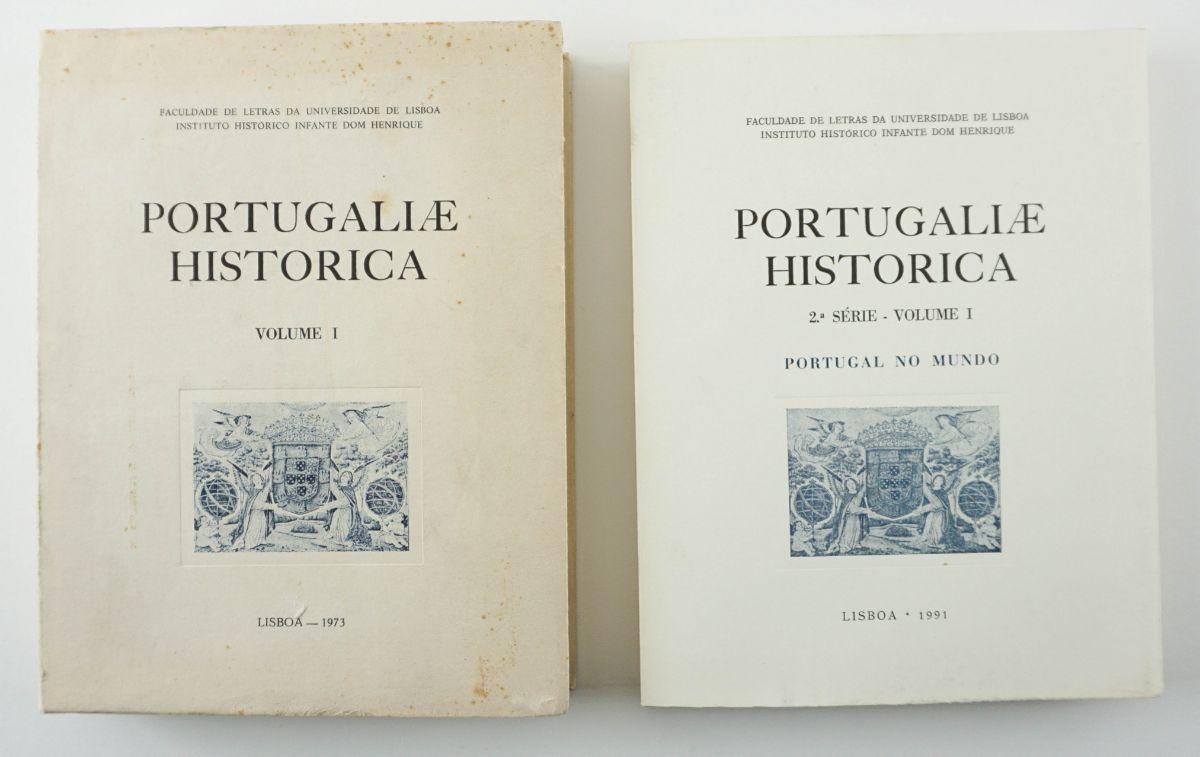 Portugaliae histórica (1973-1991)