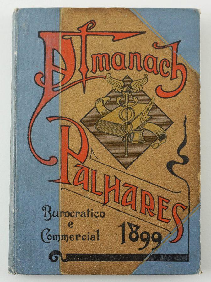 Almanaque Palhares (1899)