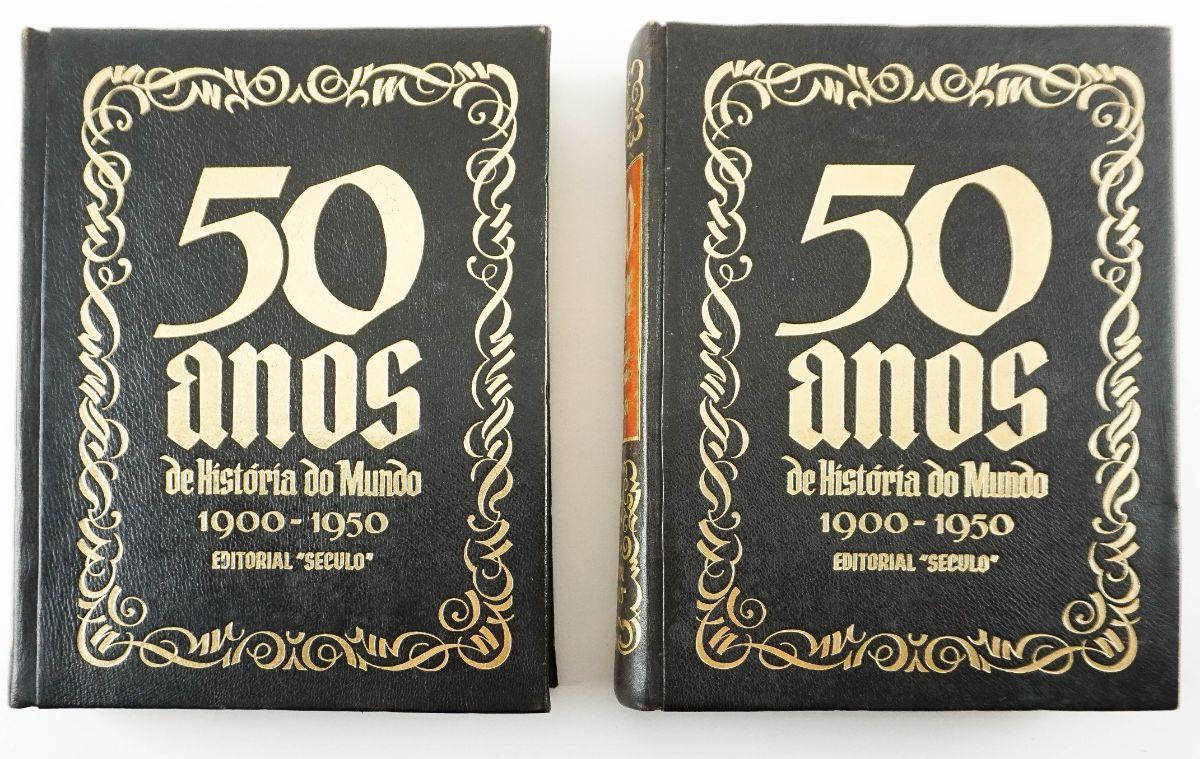 50 Anos de História do Mundo 1900-1950