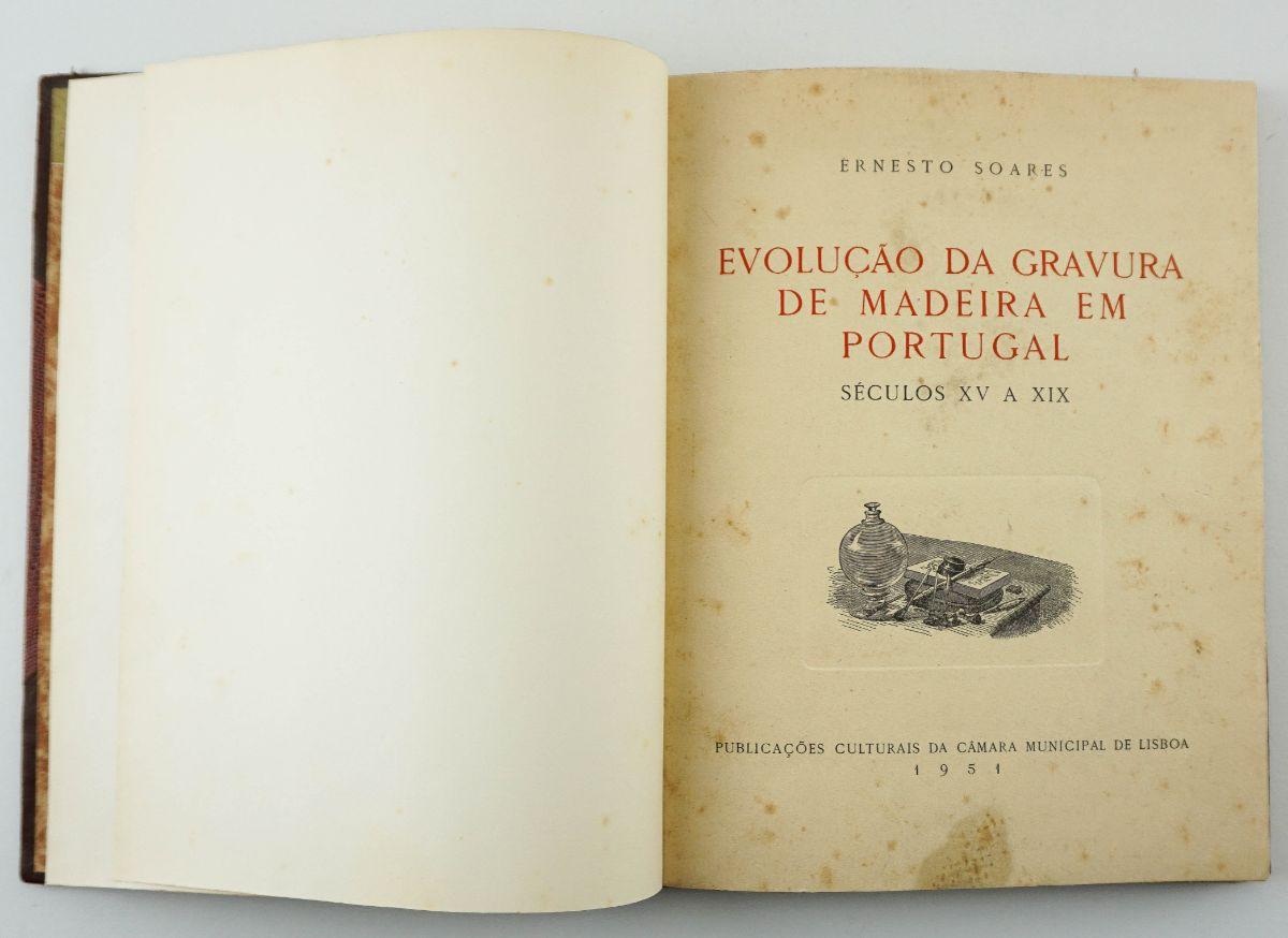 Evolução da Gravura de Madeira em Portugal: séculos XV a XIX
