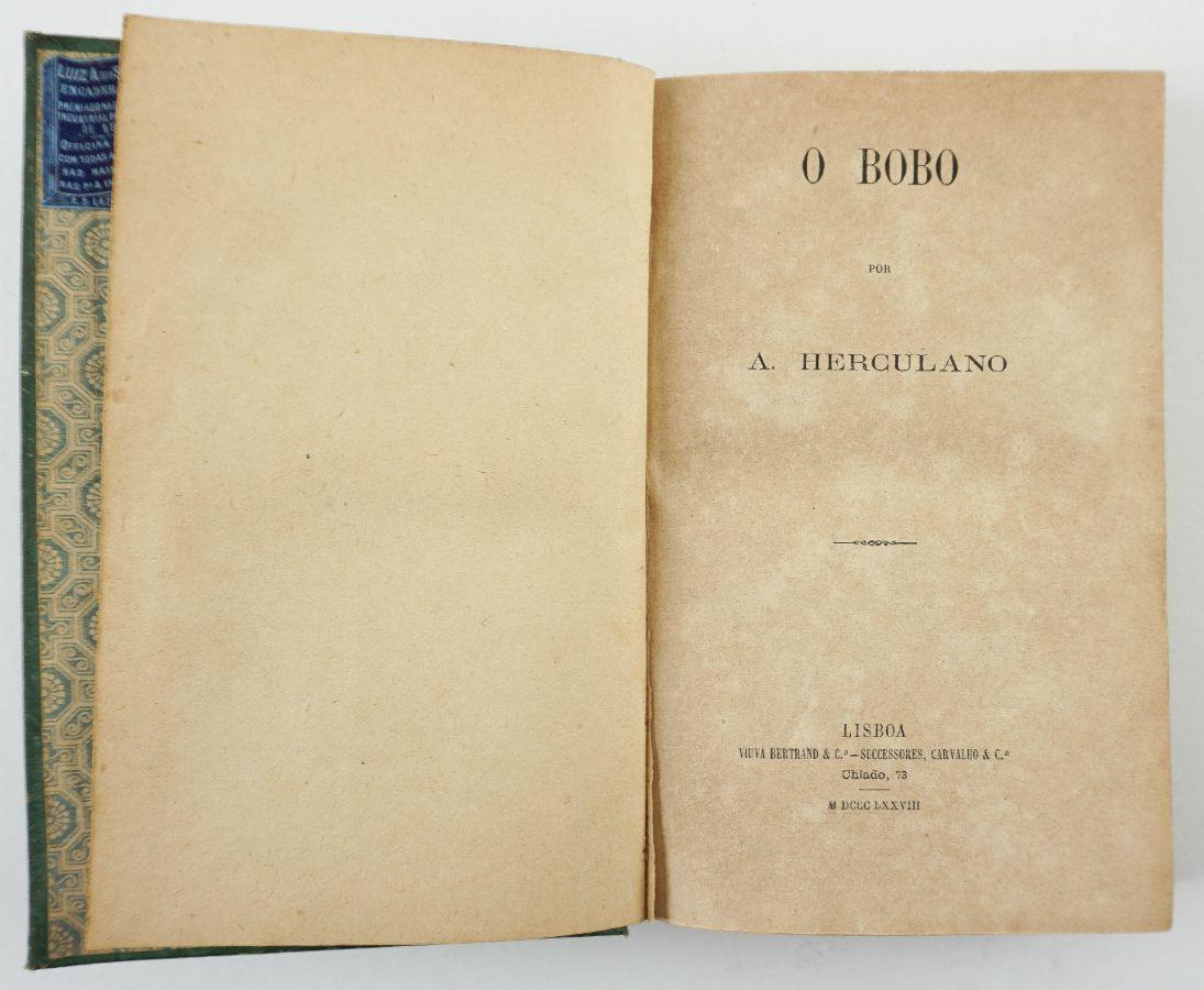 Alexandre Herculano – Primeiras Edições
