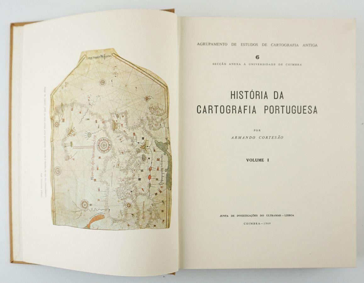 História da Cartografia Portuguesa