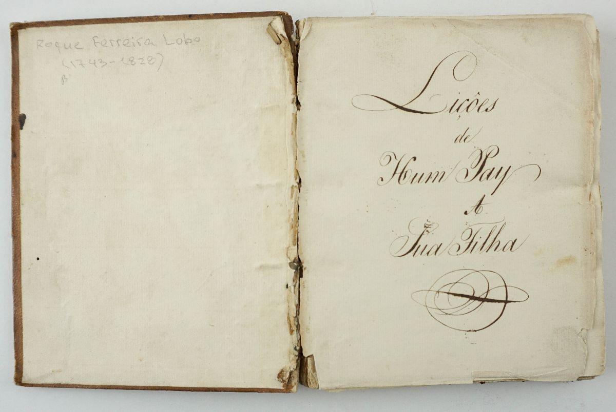 Manuscrito Livro