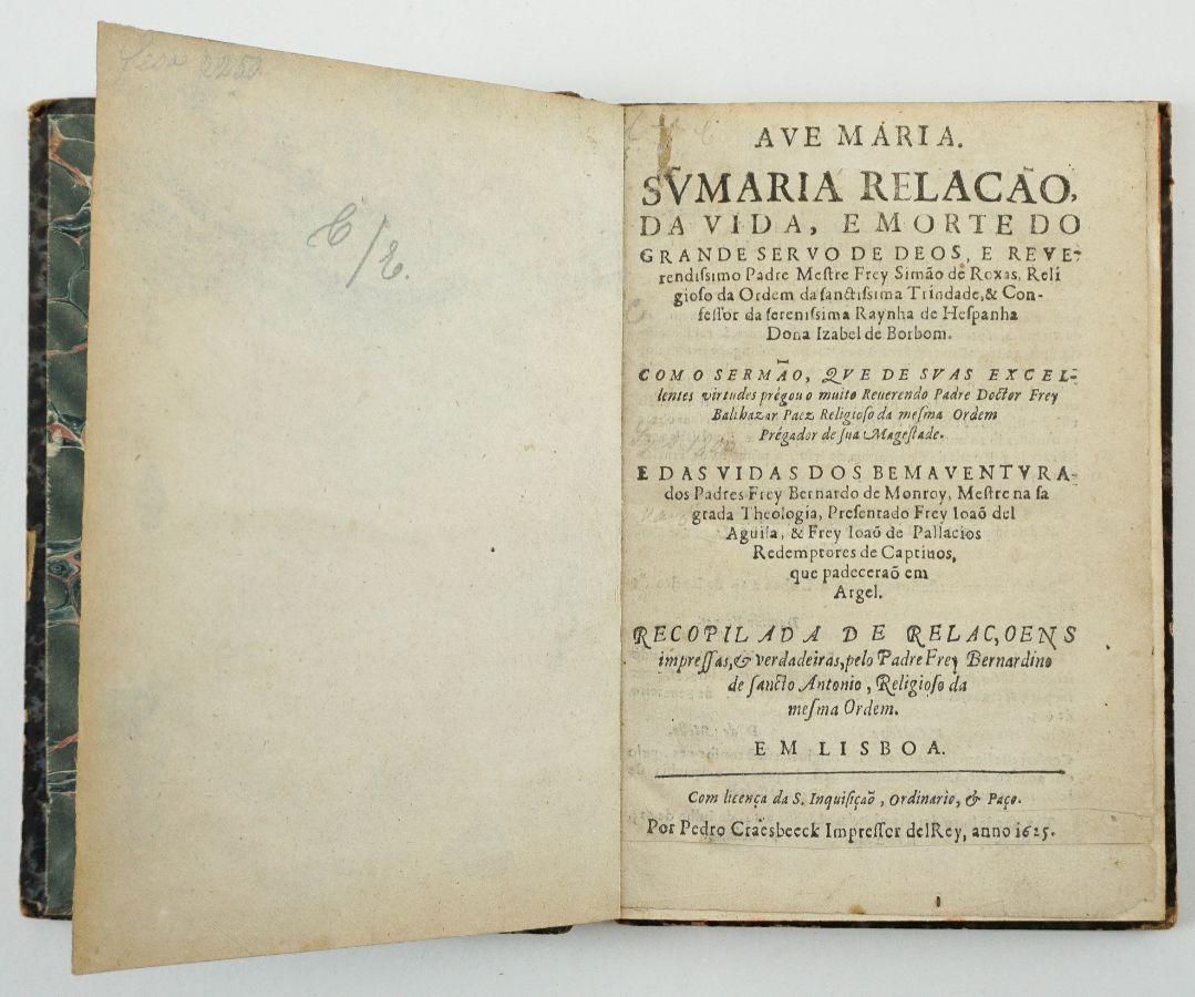 Avé Maria – 1625