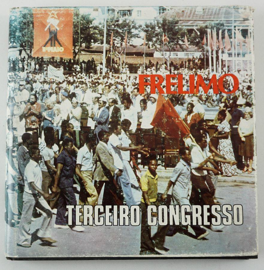 Photobook Africano Frelimo Terceiro Congresso