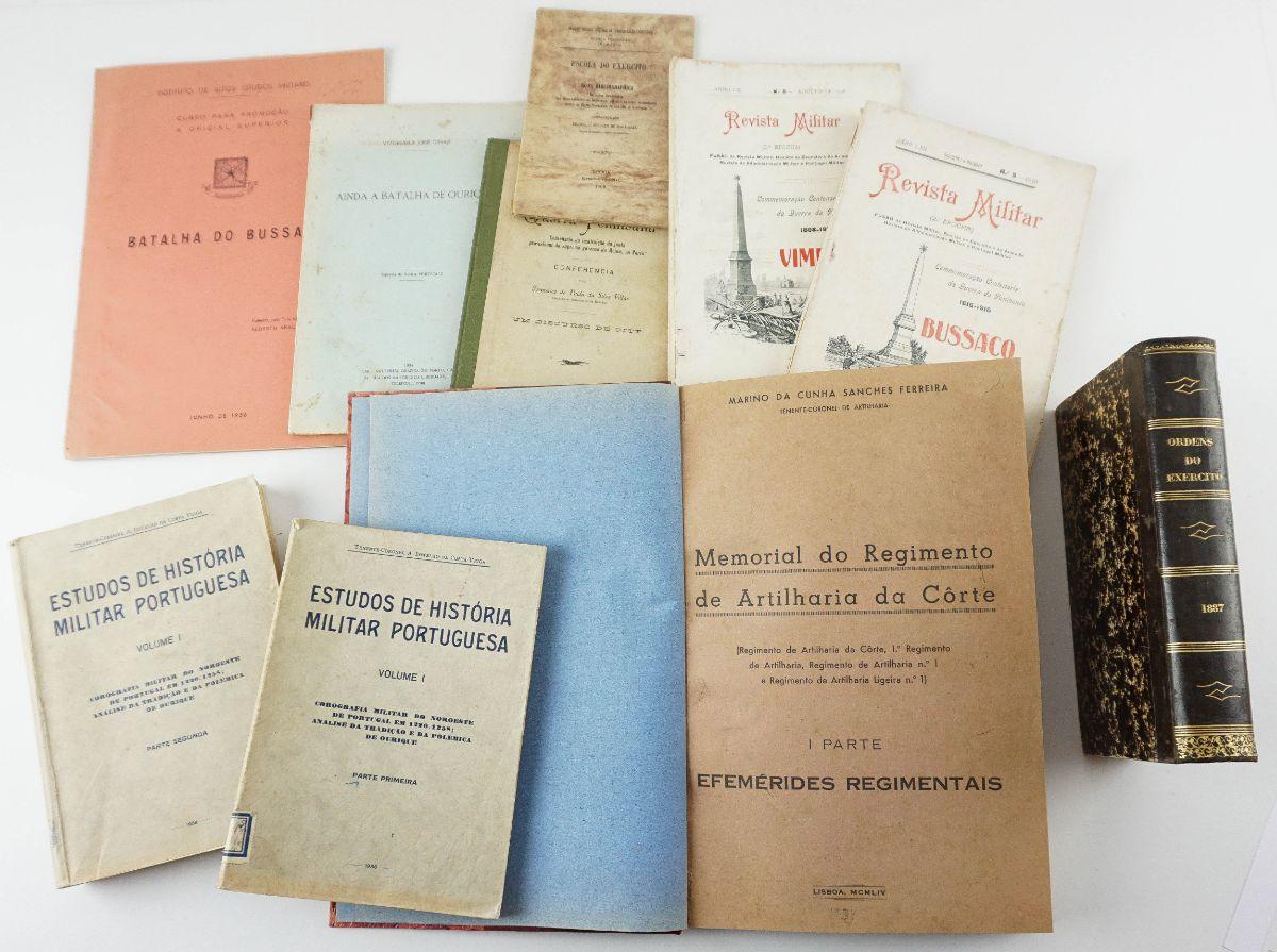 Livros Militares