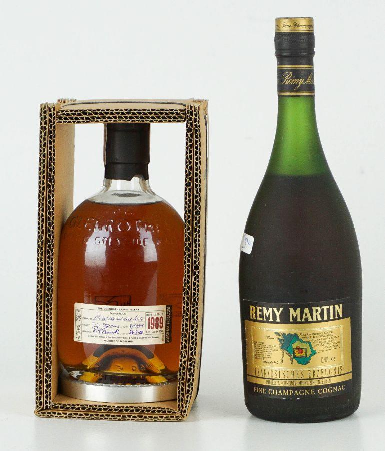 Whisky / Cognac