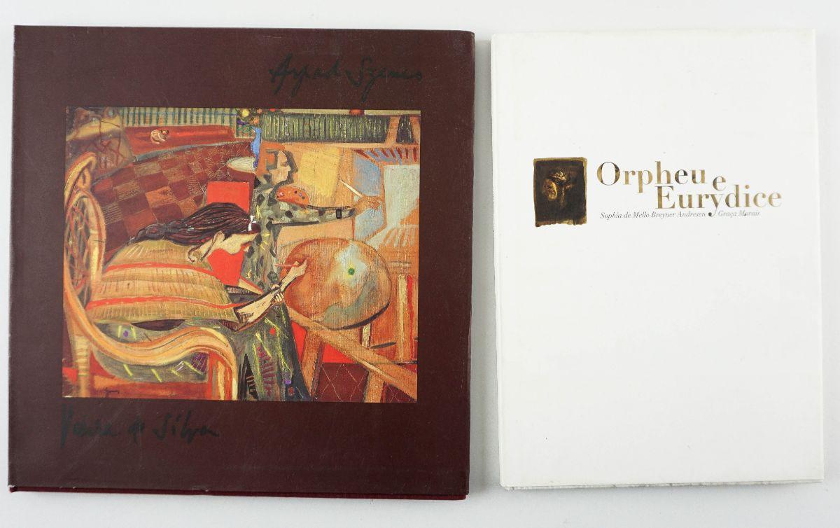 2 Livros de pintura