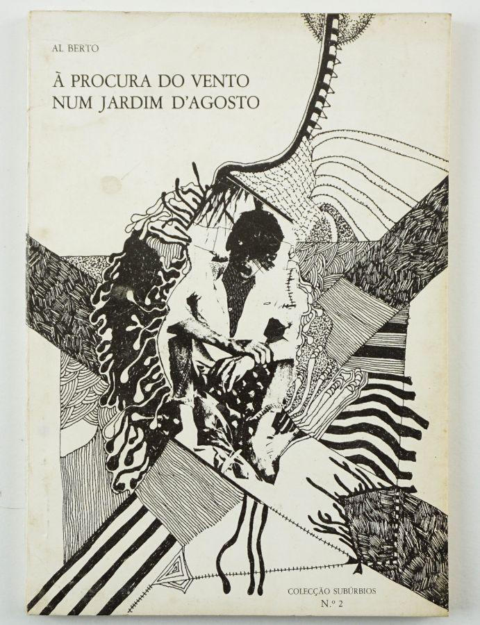 Al Berto – primeiro livro do autor