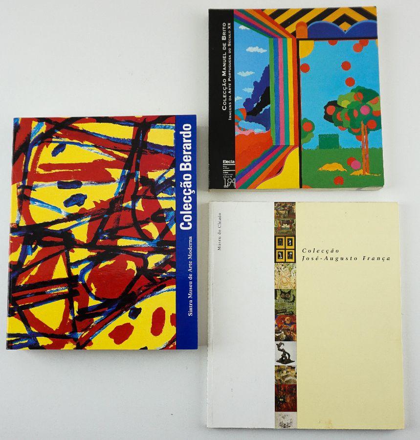 Colecções de Arte Moderna e Contemporânea