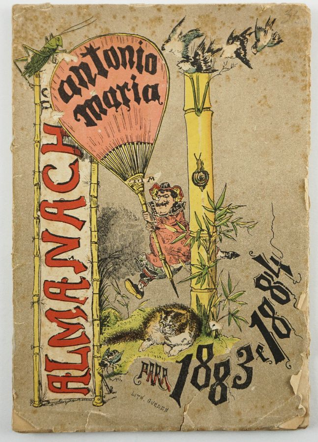 Almanach do António Maria para 1883 e 1884