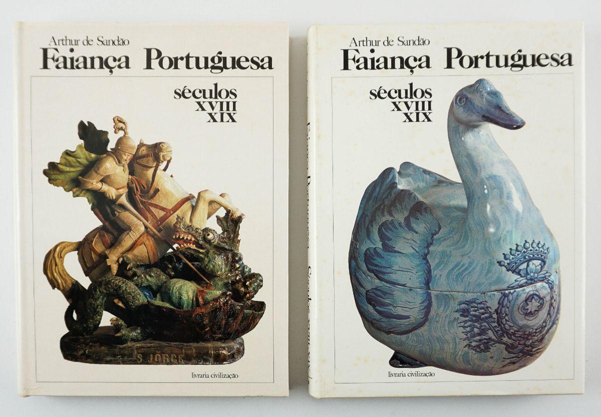 Faiança Portuguesa Seculos XVIII / XIX