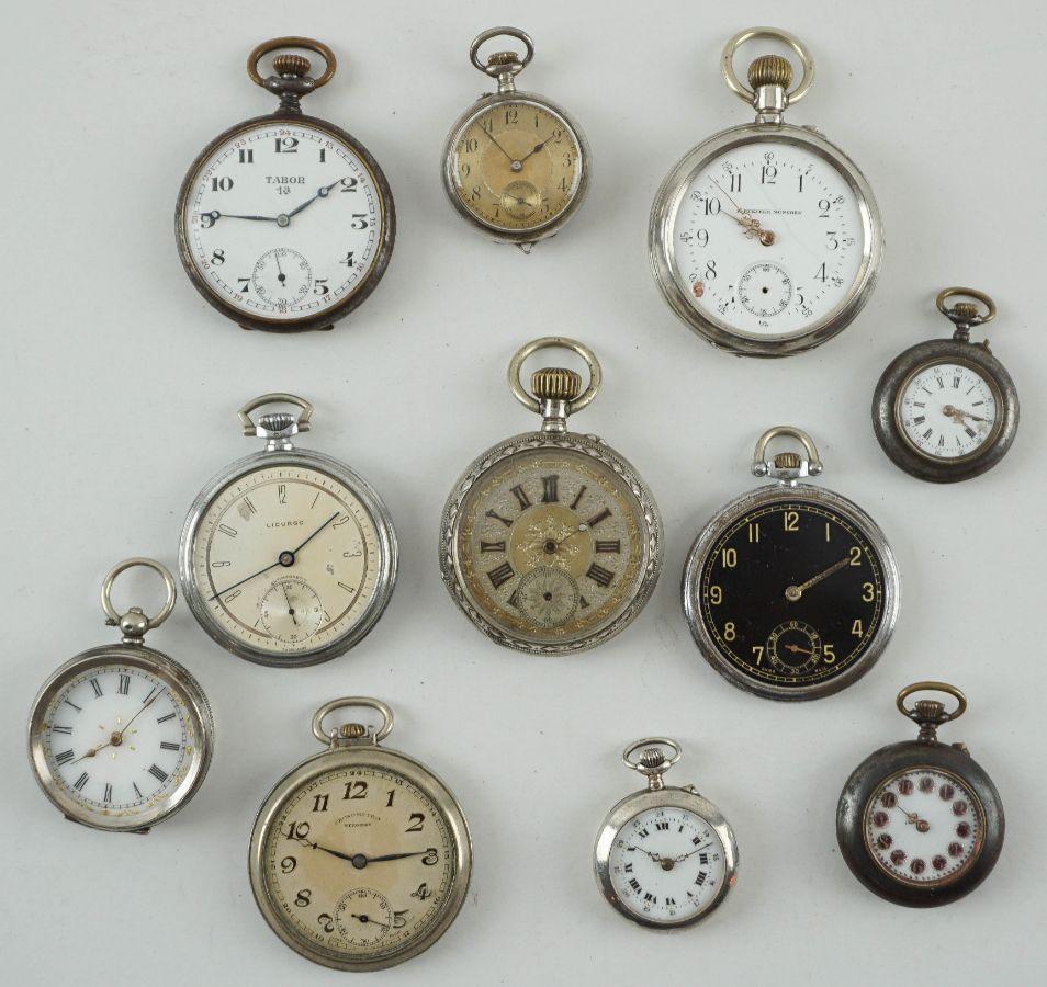11 Relógios