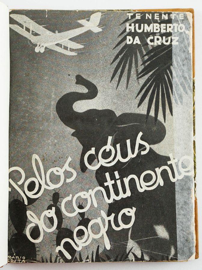 Viagem aérea africana - 1934