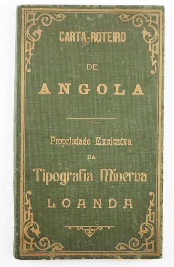 CARTA – ROTEIRO DE ANGOLA