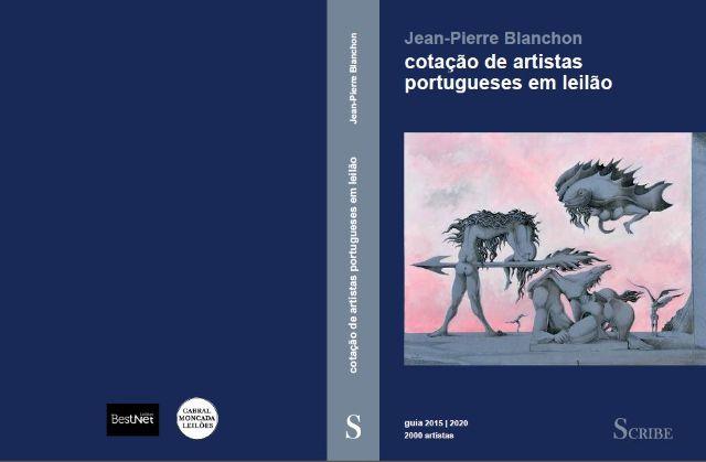 COTAÇÃO DE ARTISTAS PORTUGUESES EM LEILÃO